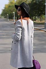 Kabáty - Jesenný kabát - 5877935_