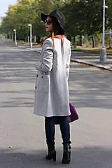 Kabáty - Jesenný kabát - 5877937_
