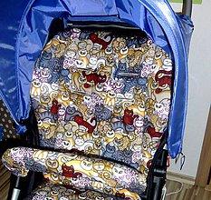 Textil - Podložka + obal na madlo VALCO - 5879922_