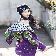 Mikiny - Origo mikina 7 kvety - 5879773_