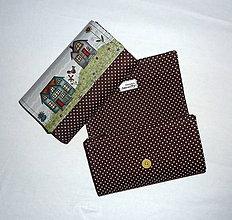 Peňaženky - Peňaženka - Na vidieku. - 5880010_