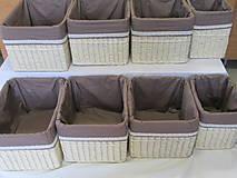 Košíky - Banány v čokoláde - 5883962_