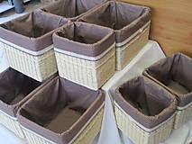 Košíky - Banány v čokoláde - 5883964_