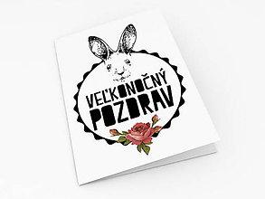 Papiernictvo - Veľkonočný pozdrav - 5883206_