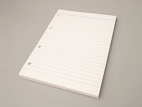 Papier - Náplň do karisbloku A5 - 5883548_