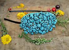 ...turquoise headband
