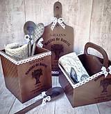 Krabičky - Grains Paris - 5884237_