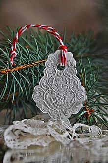 Dekorácie - Vianočné ozdoby - 5884970_