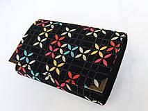 Peňaženky - Tetris - peněženka i na karty, 13 cm - 5885666_