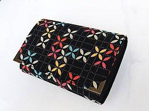 Peňaženky - Tetris - peněženka i na karty, 13 cm - 5885667_