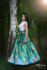 sukňa FLOWER
