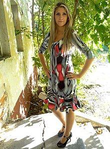 Šaty - také VOLÁNIKOVÉ - 5891029_