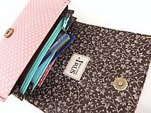 Peňaženky - Všechno nejlepší k narozeninám - i na karty 13 cm - 5890444_