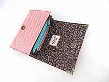 Peňaženky - Všechno nejlepší k narozeninám - i na karty 13 cm - 5890446_