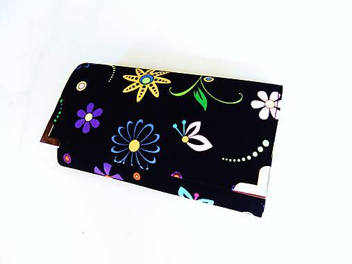 Veselé květinky - 17 cm, na spoustu karet
