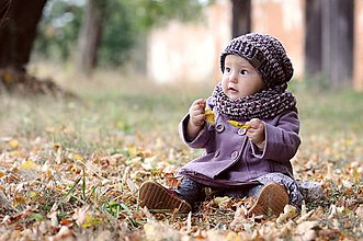 Detské súpravy - Lesní směs - 5888665_
