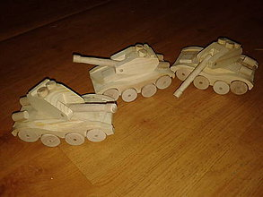 Hračky - tank - 5889953_