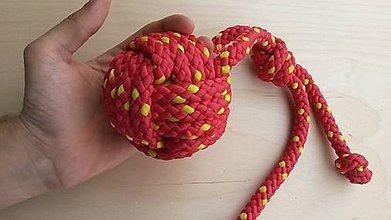 Pre zvieratká - Guľa z lana - 5897873_
