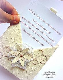 Papiernictvo - Pozvánka na krst