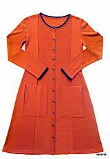 Šaty - NOEL-princesové šaty s vreckami - 5895588_