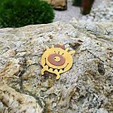 Odznaky/Brošne - Monsterka - 5899457_