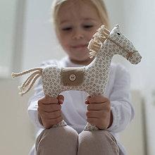 Hračky - koník Sivko - 5901667_
