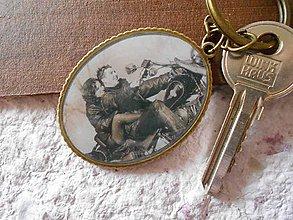 Kľúčenky - Prívesok na kľúče- ZĽAVA - 5899868_