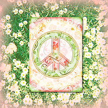 Papiernictvo - Peace zápisník 1 - 5899773_
