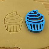 vykrajovačka cupcake
