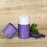 - Levanduľa & mäta - prírodný deodorant - 5905432_