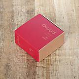 Drogéria - Ružová alej - masážna kocka - 5905801_