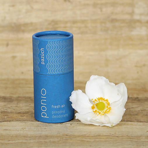 Drogéria - Fresh air - prírodný deodorant - 5905420_