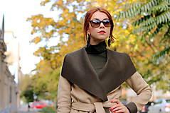 Kabáty - Vlnený kabát - 5904805_