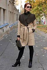 Kabáty - Vlnený kabát - 5904806_