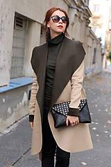 Kabáty - Vlnený kabát - 5904807_