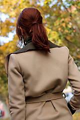 Kabáty - Vlnený kabát - 5904808_