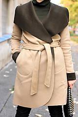 Kabáty - Vlnený kabát - 5904809_