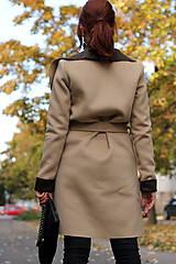 Kabáty - Vlnený kabát - 5904810_