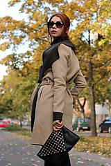 Kabáty - Vlnený kabát - 5904811_