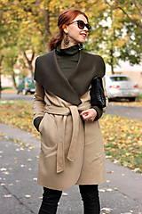 - Vlnený kabát - 5904812_