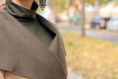 Kabáty - Vlnený kabát - 5904813_