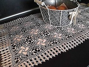 Úžitkový textil - štýlová dečka - 5909430_