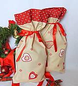 Úžitkový textil - Mikulášsky balíček - veľký - 5908048_