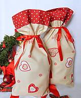 Úžitkový textil - Mikulášsky balíček - veľký - 5908051_