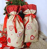 Úžitkový textil - Mikulášsky balíček - veľký - 5908053_