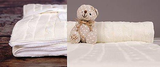 Textil - Zimná a Tenká Deka pre Dieťatko OEKO-TEX® - 5907696_