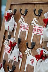 Nábytok - Adventný kalendár DALA RED 2015 - 5910713_