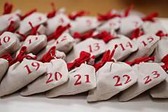 Nábytok - Adventný kalendár DALA RED 2015 - 5910714_