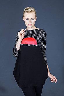 Šaty - FNDLK úpletové šaty 35p/c BVqL - 5907288_