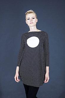 Šaty - FNDLK úpletové šaty 43p BVqL - 5907478_